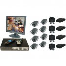 8 Channel Wireless DVR Complete System