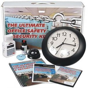Ultimate Office Safety & Security Kit