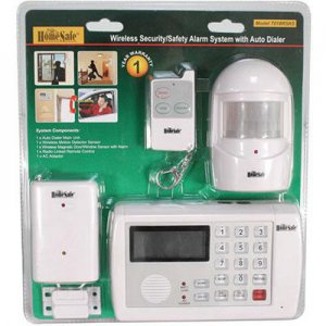 HomeSafe® Wireless Home Security System