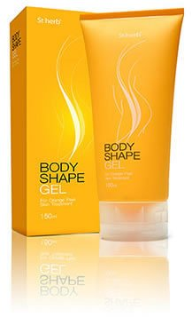 Stherb Body Shape Gel for Anti Cellulite Treatment