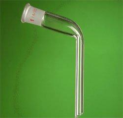 Adapter ,distillation�105°,bend,24/40