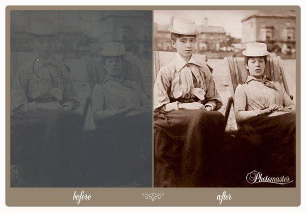Digital Photo Restoration