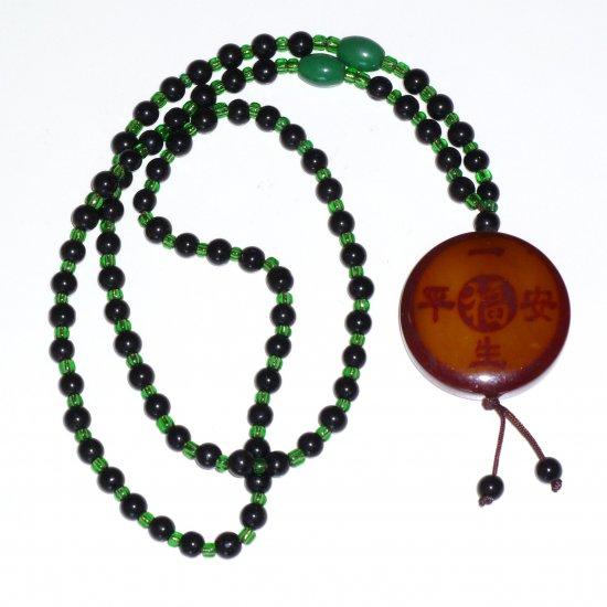 Snake Bohemian Style Gemstone Necklace