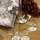Romantic Wine Glass Charm Sets