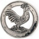 Star Home Rooster Trivet, 7-1 2-inch 40882