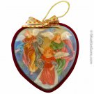 Tomorrow Today Angel Heart Ornament