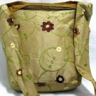 Bohemian Style Gypsy Boho Hand Bag with Embroidery
