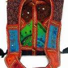 Bohemian Style Gypsy Boho HandBag with Embroidery