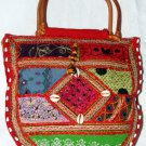 Bohemian Style Multi Color Gypsy Purse/Handbag with Embroidery