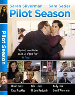 Pilot Season 2 Set DVD... 6 eps TV series + 2 hrs extras Sarah Silverman, David Cross, Andy Dick