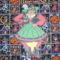 Halloween Dancing Witch Die Cut Party Decorations