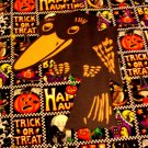 Halloween Black Crow Die Cut Party Decorations
