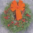 FRESH Balsom Scottch Pine Christmas Wreath