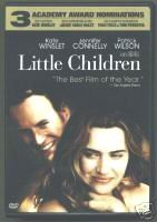 LITTLE CHILDREN (2007, DVD) NEW FACTORY SEALED