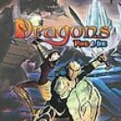 DRAGONS FIRE & ICE (2004 DVD) NEW FACTORY SEALED ANIME