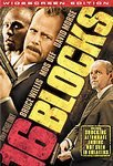 16 BLOCKS 2006 DVD NEW SEALED BRUCE WILLIS MOS DEF