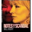 NOTES ON A SCANDAL 2007 DVD NEW FACTORY SEALED