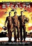 STEALTH 2005 DVD NEW SEALED SPECIAL ED FOXX BIEL LUCAS