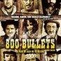 800 BULLETS 2005 DVD NEW SEALED 800 BALAS CULT WESTERN