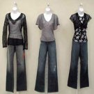 300 piece~Wholesale Woman&#39;s High-End Apparel LOT