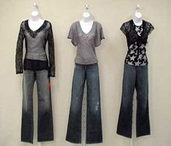 300 piece~Wholesale Woman's High-End Apparel LOT