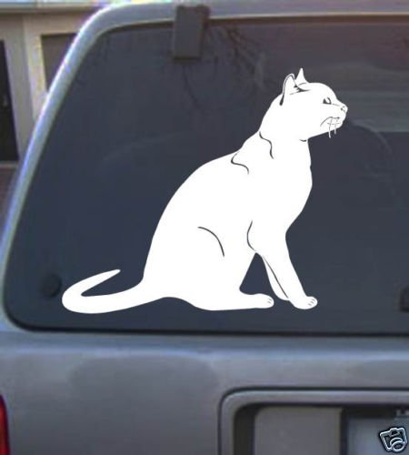 Vinyl Decal Cat_05_A