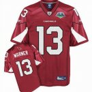 Kurt Warner Authentic Jersey w/sb patch NWT