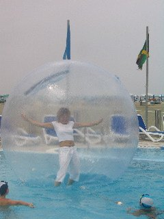 Water Ball 2,5m diameter