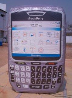 Blackberry telephone