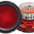 "Legacy LW857D 8"" 800 Watt Legacy Red Series Subwoofer"