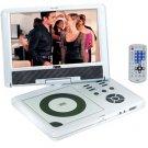 "Naxa 10.2"" TFT LCD SWIVEL SCREEN PORTABLE DVD PLAYER Model: NX-830"