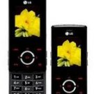 LG MG280 Chocolate GSM Triband Phone (Unlocked) Black