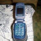 Samsung SGH-A137 clamshell GSM 850/GSM 1900 phone