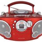 Naxa NX-207LQ Portable CD AM/FM Stereo