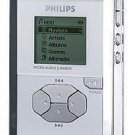 Philips 2 GB Digital Audio Player with FM Tuner Model: HDD077