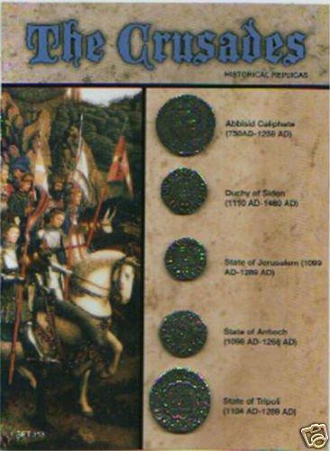 (DM 213) The Crusades - Historical Replicas