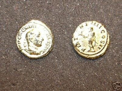 (GA-13) Aureus Tribonianus Gallus  COPY