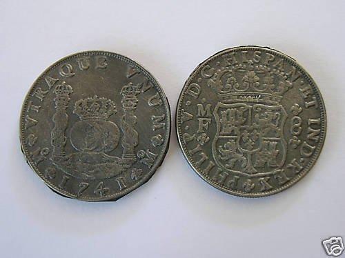 CC-16 Pillar Dollar of 1741 COPY