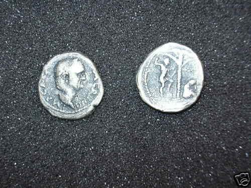 (DJ-27) Vespasian Denarius  COPY