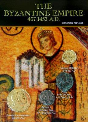 (DM-4) Byzantine Portrait Replicas