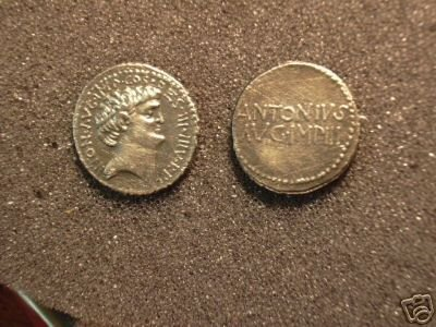 (RR-04) Mark Anthony Denarius COPY