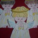 Praying Angel  Scrapbooking or Card Die Cuts