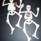 Skeleton  Scrapbooking or Card Die Cuts