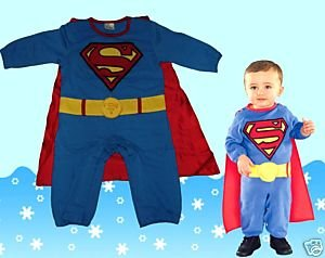 New Superman Romper, Super man, Superbaby 12m