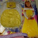 New BELLE Princess Costume Dress sz 3-4y Halloween