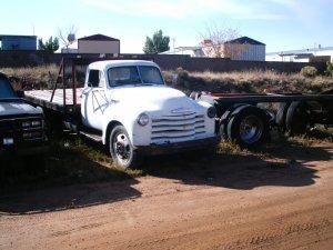 1951 3 Ton Truck