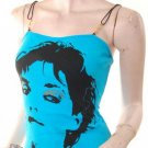 EMO SCENE 80S NEON BRIGHT photo full print TOP S