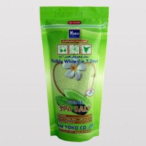 1 pack Yoko CUCUMBER Spa Salt, 300 grams, Free Shipping Worldwide