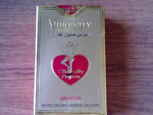 2 pcs. Argussy Virginity Soap with Revitalizing Essential oils scent, 80grams