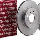 "1997 - 2004 New Front 13"" C5 Corvette BREMBO Rotors"